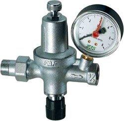 Установка редуктора давления воды в Перми, подключение регулятора давления воды в г.Пермь