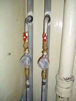 Замена стояков горячей и холодной воды в Перми, монтаж стояков водоснабжения